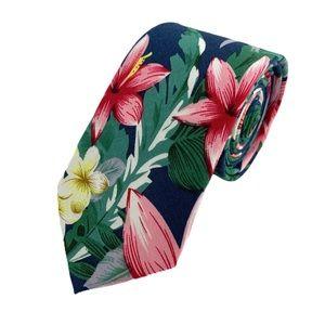 Fruit Doodles on Gingham Dark Coral Reseda Green 3.7 Ambesonne Necktie